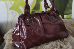 PICARD Lackleder tolle Farbe Tasche