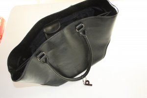 Picard Frame Bag black leather