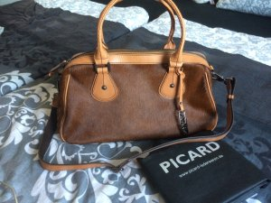 Picard Luxus Handtasche Echt Leder Fell