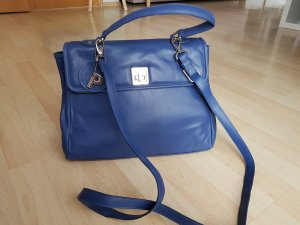 Picard Shopper blue leather