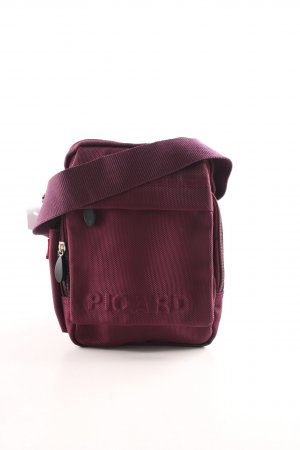 Picard Minitasche rot Business-Look