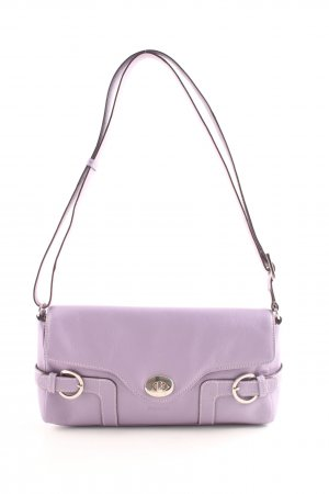 Picard Schultertasche lila Casual-Look