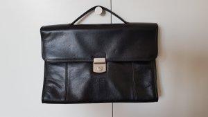 Picard - schwarze Leder Businesstasche neuwertig