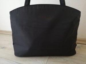 Picard Borsa shopper nero-argento Nylon