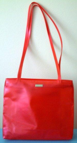 PICARD  Shopper Schultertasche  Geldtäschchen Farbe Rot Kunststoff