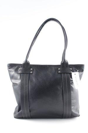 2477202535d45 Picard Shopper schwarz Business-Look