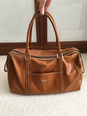 Picard Bowling Bag multicolored leather