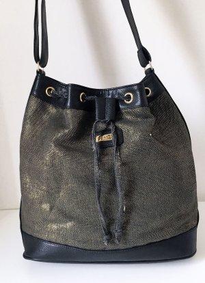 Picard Tasche Schultertasche mit Kordelzug Vintage