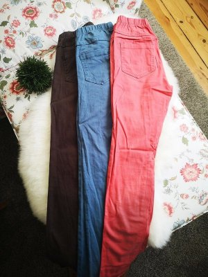 Pieces Treggings multicolored