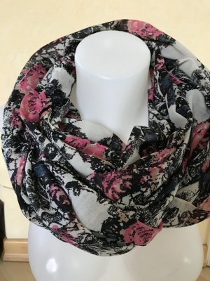 Pieces Snood veelkleurig