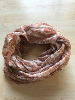 Pieces Tube Scarf light pink