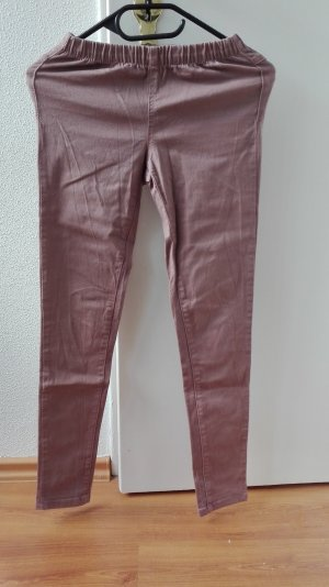 Pieces by Vero Moda Treggings Hose skinny rosa 36 XS 34 Skinny altrosa