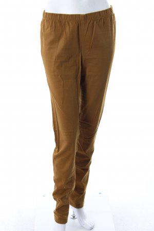 Pieces Chino-Leggings ocker