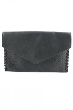 Pieces Borsa clutch nero stile festa