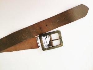 Pieces Belt brown