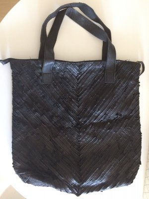 Pieces hochwertige Leder Tasche