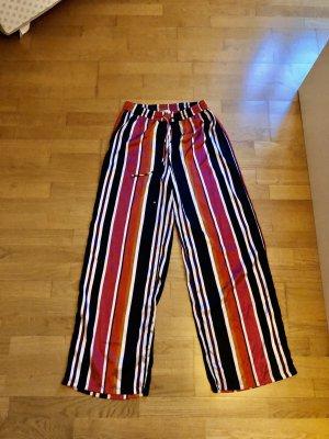 Pieces Pantalone Marlene multicolore