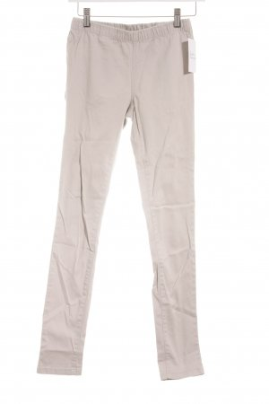 Pieces Jeggings beige Casual-Look