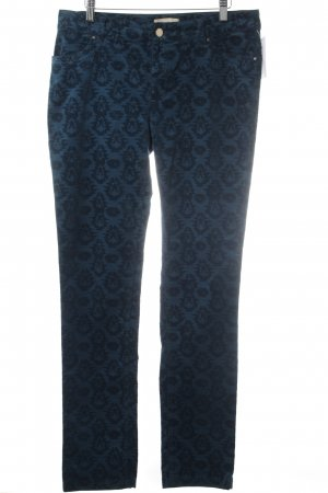 Pieces Jeggings dunkelgrau Jeans-Optik