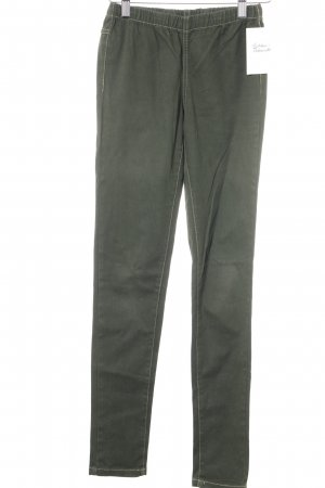 Pieces Jegging khaki casual uitstraling