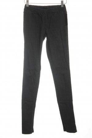Pieces Jeggings schwarz Casual-Look