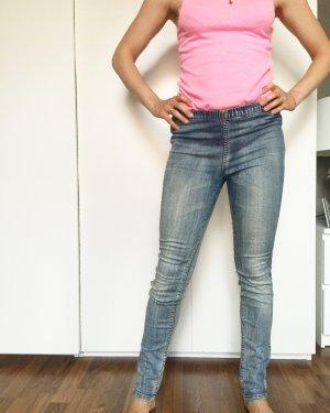 Pieces jeggins M/L Jeans Blogger