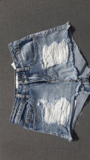 Pieces kurze Jeanshose gr.XXS  / XS