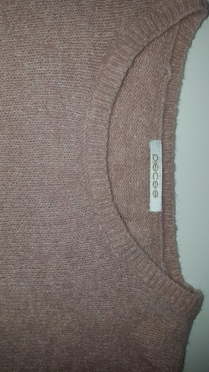 Pieces Sweater Dress rose-gold-coloured