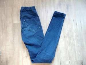 Pieces Leggings Jeans Dunkelblau