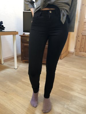 Pieces PC5 Betty Jeggings schwarz Gr. XS