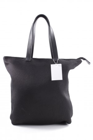 Pieces Shopper black casual look