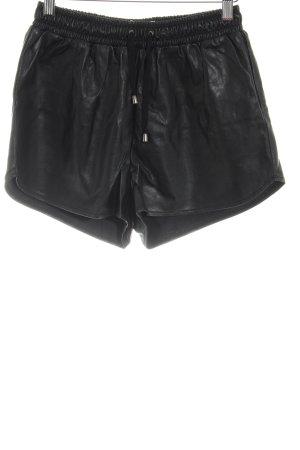 Pieces Shorts schwarz Casual-Look