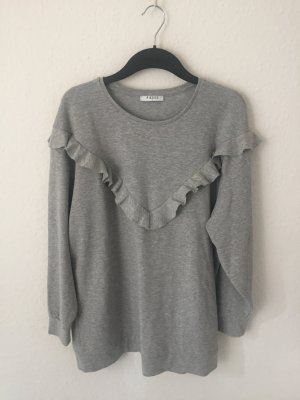 Pieces Sweat Shirt grey-silver-colored