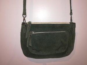 Pieces Tasche grün
