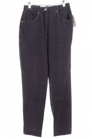 Pier Angelini Stretch Jeans dunkelblau Casual-Look