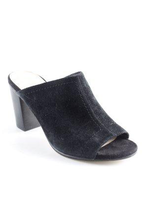Pier one Heel Pantolettes black casual look