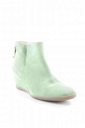 Pier one Ankle Boots grün Casual-Look