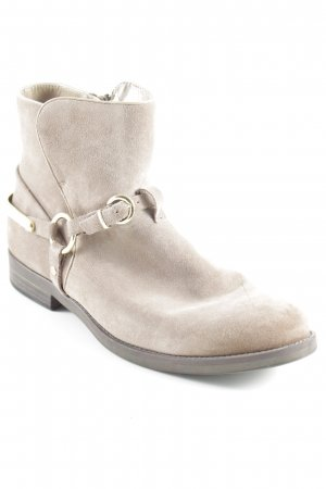 Pier one Chelsea Boots beige Casual-Look