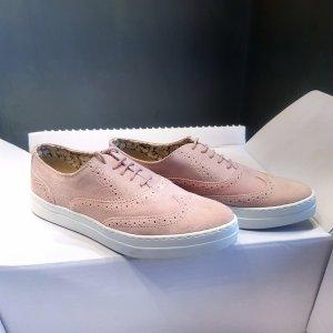 Pier one Zapatos brogue rosa