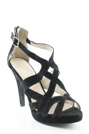 Pier one High Heel Sandaletten schwarz Party-Look