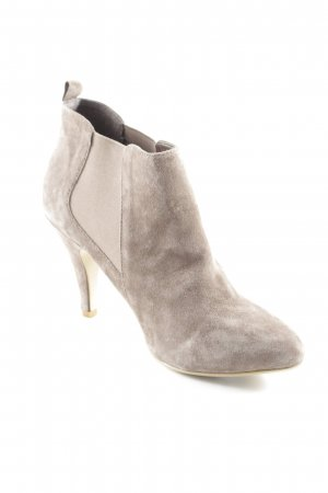Pier one Hochfront-Pumps taupe-hellbraun Business-Look