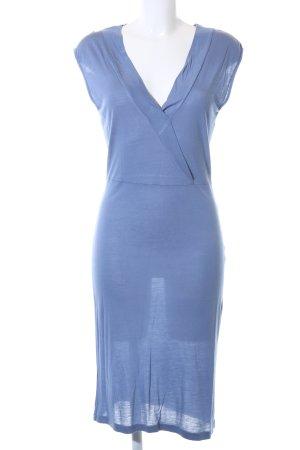 Pier one Jerseykleid blau Casual-Look