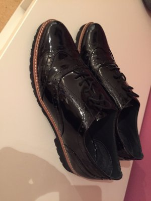 Pier one Business Shoes black