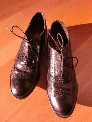 Pier one Chaussure de travail noir