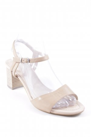 Pier one Riemchenpumps nude Romantik-Look