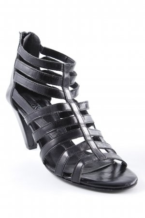 Pier one Riemchenpumps schwarz Party-Look