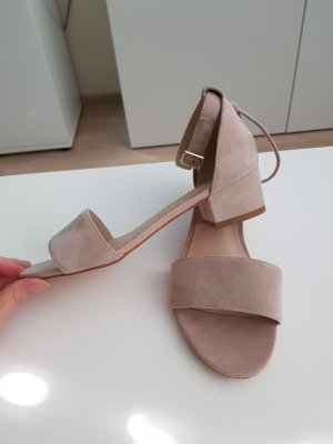 Pier one Strapped High-Heeled Sandals beige