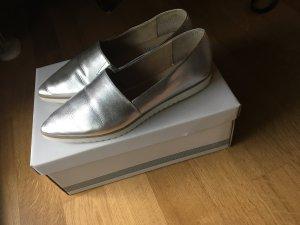 Pier One Schuhe Silber Sommer
