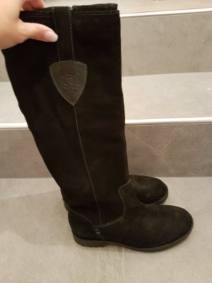 Pier one Jackboots black