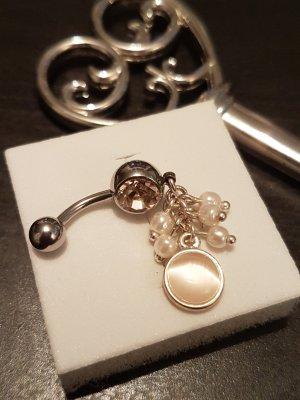 Ring zilver-roségoud